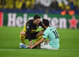 Drámai mérkőzés Dortmundban