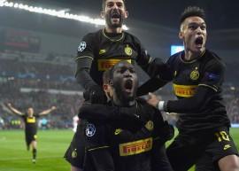 Inter ünnep Prágában
