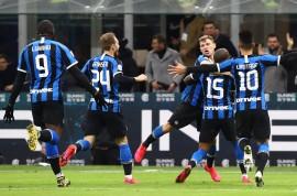 Coppa Italia: Legjobb négy között az Inter!