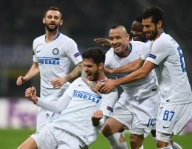 Európa Liga: a legjobb 16 között az Inter