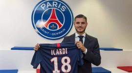 Mauro Icardi a PSG játékosa!